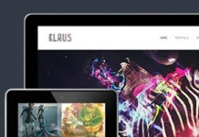 Klaus - Multi-Purpose WordPress Theme