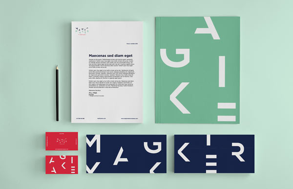 Magic Maker Co. - Stationery by KnowHow