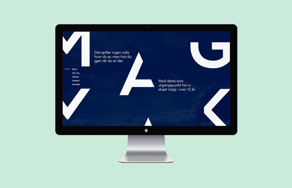 Magic Maker Co. - Web Design by KnowHow