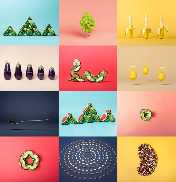 Goodforks Fruit Images by Marion Luttenberger