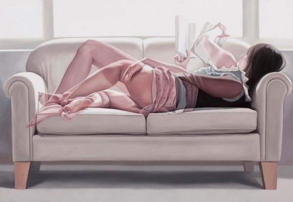 Painting by Horyon Lee