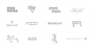 Selected Logotypes by Attila Horvath / Darkoo