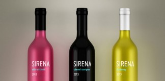 Sirena Wine Concept by Paul Johns