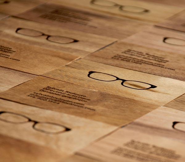 Sylvain Toulouse - Unique Business Card Design