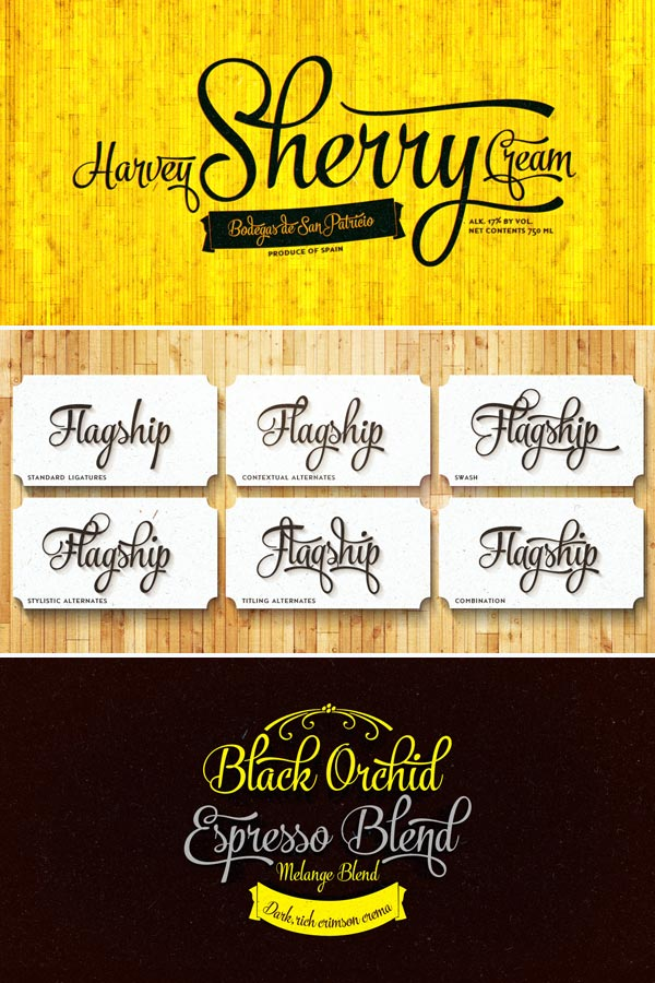 The Carpenter Font Family by Fenotype