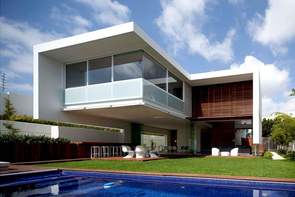 Ff house architecture design by hernandez silva architects for Home architecture and design