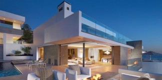 The Rockledge Residence in Laguna Beach, California by Horst Architects and Aria Design