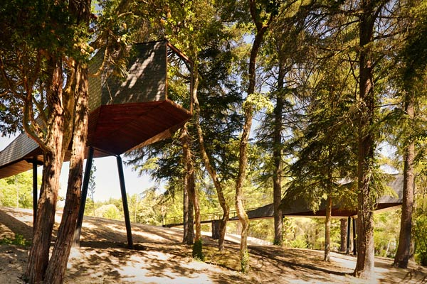 The Tree Snake House by Rebelo de Andrade