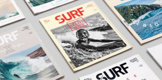 Transworld Surf Magazine - Redesign by Wedge & Lever