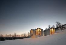Holiday Home in Havsdalen, Norway by Reiulf Ramstad Arkitekter