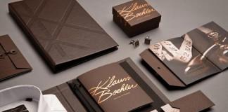 Klauss Boehler brand identity by lg2 boutique