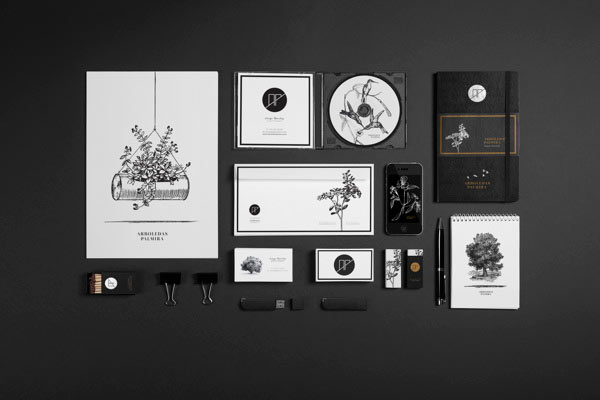 Arboledas Palmira – Branding by Diego Leyva