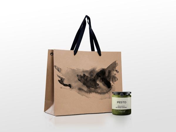 Delacroix – Gourmet Restaurant Branding by MBranding