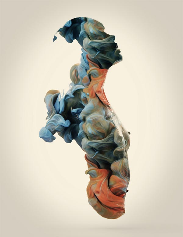 Trivial Expose - Digital Art by Alberto Seveso