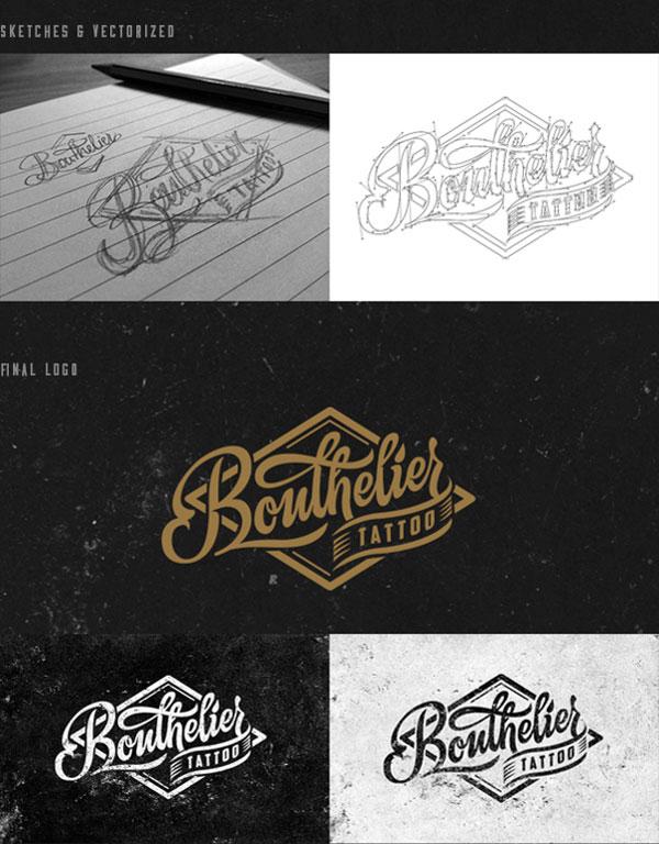 BOUTHELIER Tattoo Identity by Javi Bueno