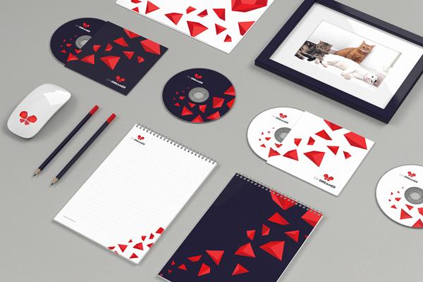 Daydreamer – Corporate Design by Necon