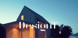 DesignT - online home decor magazine identity by Pixelinme