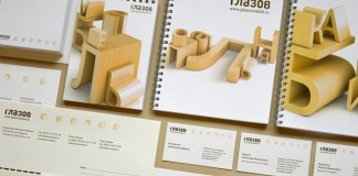 Glazov furniture factory brand design by 12 points