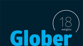 Glober font family by Fontfabric
