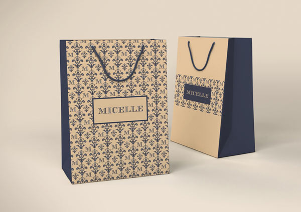 Micelle Soap Bags by Maurizio Pagnozzi