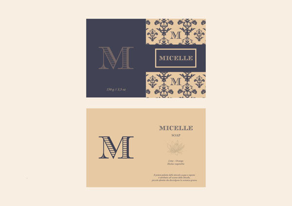 Micelle Soap Package Design by Maurizio Pagnozzi