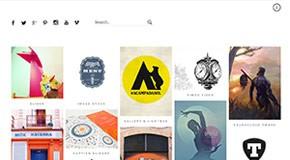 Peak - WordPress Portfolio Theme