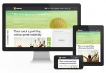SeaShell - Responsive WordPress Blog Theme