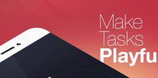 TimeIt - mobile timer concept by Michał Sambora