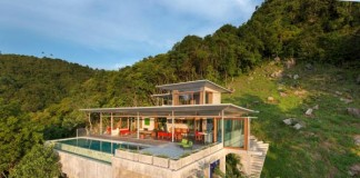 The Naked House outside Koh Samui, Thailand by Marc Gerritsen