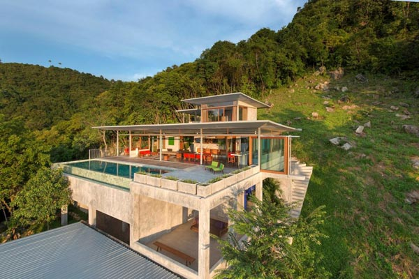 The Naked House in Thailand – Architecture by Marc Gerritsen