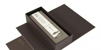 Wuyi Ruifang Tea Packaging by ONE & ONE DESIGN