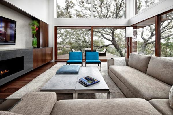 Tree House in Austin, Texas by Miró Rivera Architects