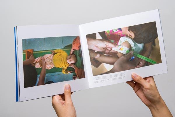UNICEF ZEROawards – Communication Design by Rice Creative