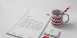 Ampers - Corporate Design by Michał Markiewicz
