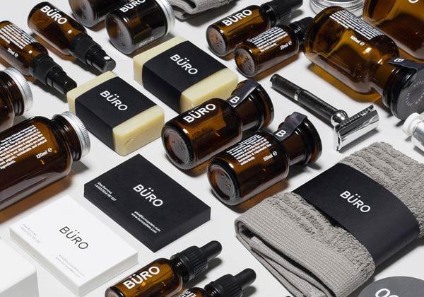 Büro System - Brand Identity by Socio Design