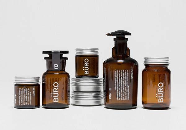 Büro System - Packaging by Socio Design