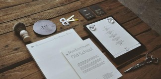 Back Alley Barbershop - Visual Identity Design by Plus63 Design Co.