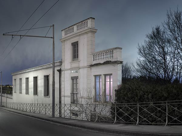 Facades Photographic Project by Zacharie Gaudrillot-Roy
