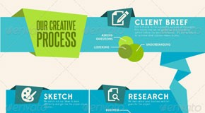 Infographic Elements - Vol. 3 by Overflow Design Group