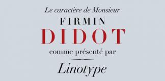 Linotype Didot - Font Family