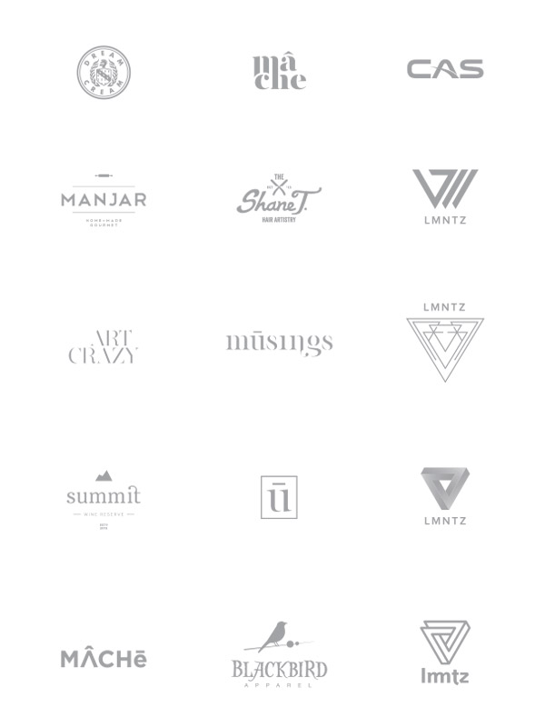 Logo Collection by Laura Pol