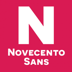 Novecento Sans - Font Family from Synthview
