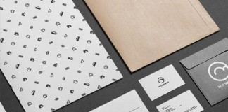 NowPix Stationery Design by Marco Oggian