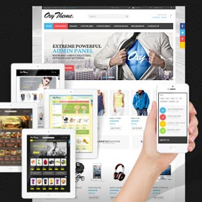 OXY - OpenCart Shopping Theme