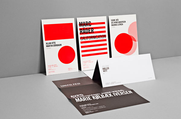 Print Design by Designbolaget