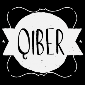 Qiber - Handmade Font from The Northern Block