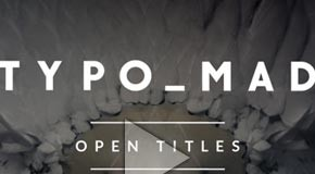 TypoMad Open Titles by Tavo