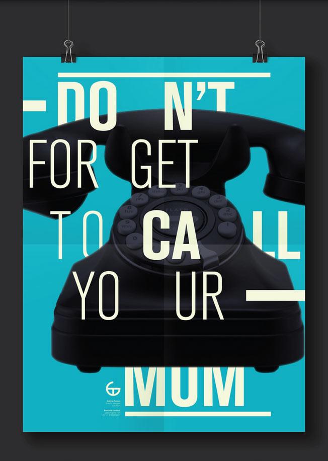 Poster Design by Gabriel M. Ramos
