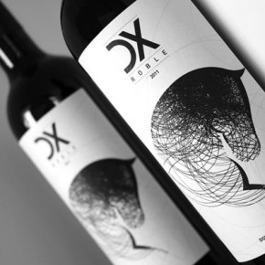 Label Design DX Roble by Armoder Arte & Diseño