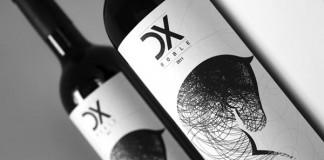 Label design DX Roble by Armoder Arte & Diseño